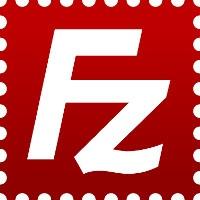 Logo de Filezilla
