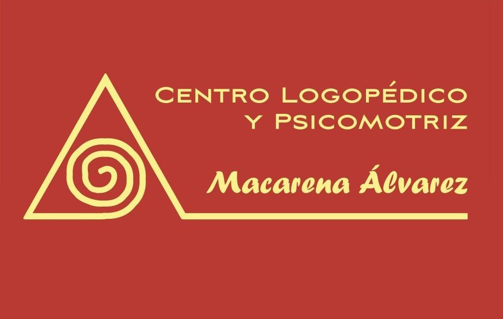 El logo del centro de Macarena Álvarez