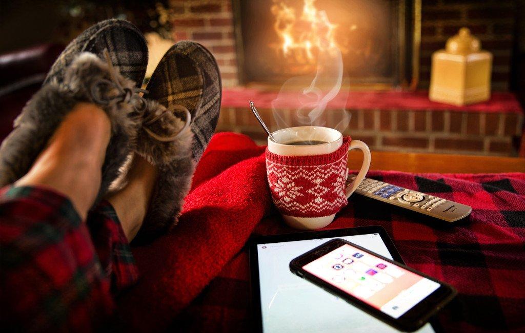 Uso de la tecnología en Navidad