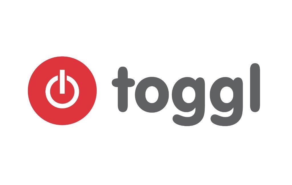 El logo de Toggl