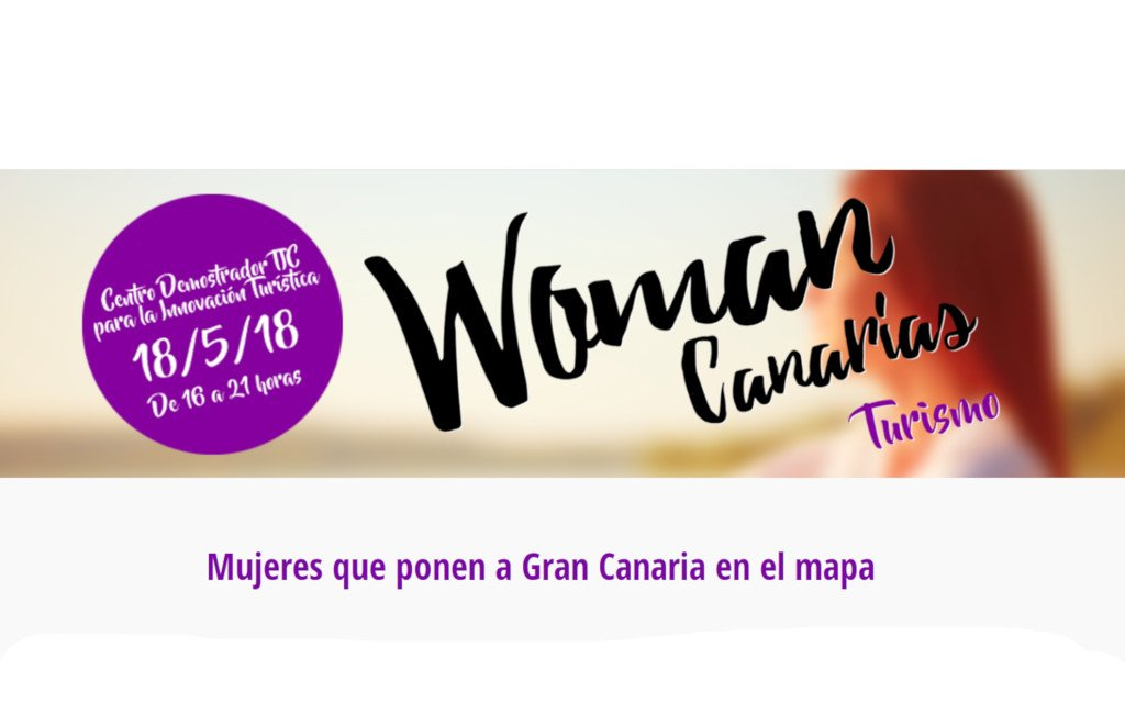 Woman Canarias Turismo