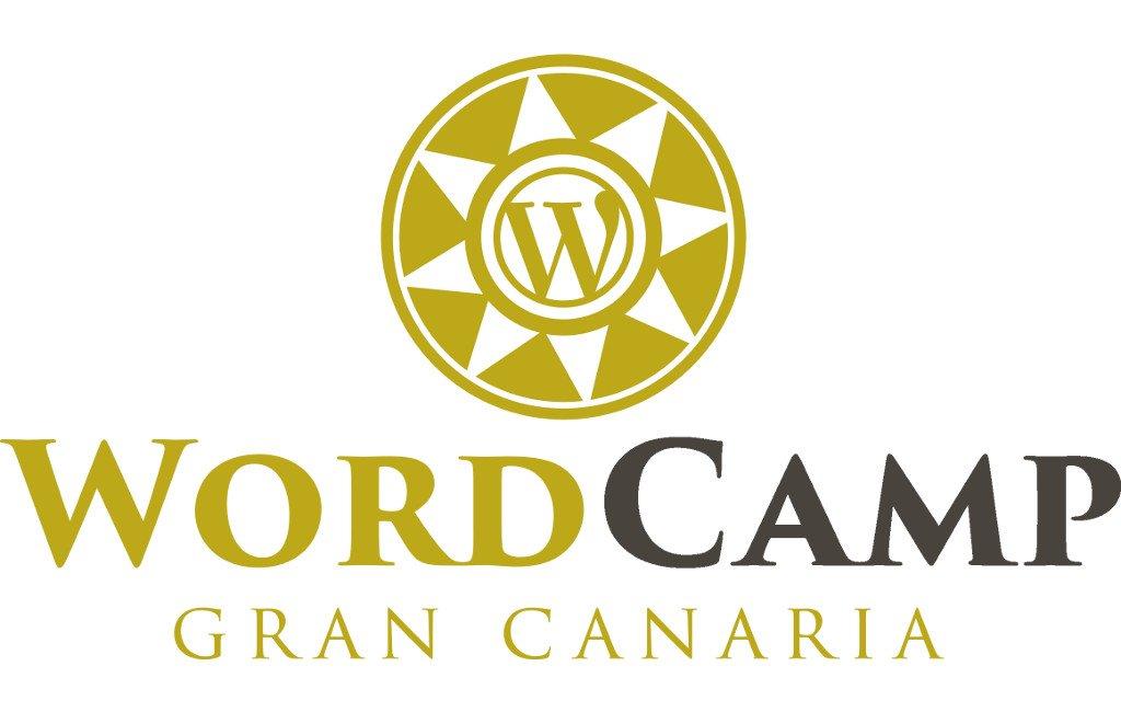 El logo de la WordCamp Gran Canaria 2018