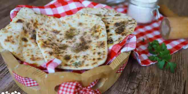 Bleskové chlebové placky
