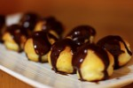 Homemade Profiteroles