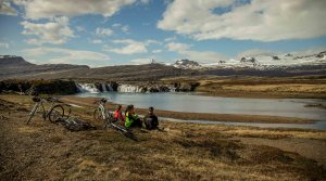 Bicycle tour, guided tours, East Iceland, Iceland, day tours, nature, Breiðdalsvík, Ísland, Austurland,