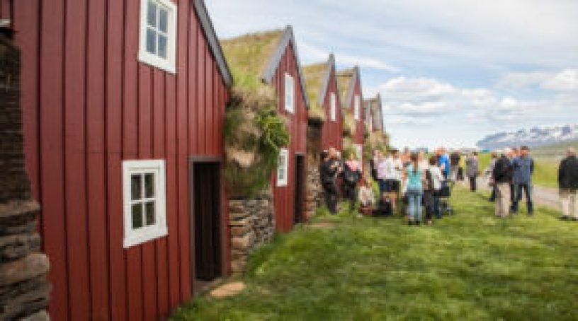 Vopnafjörður, East Iceland, Museum, Iceland