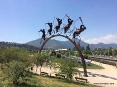 neuangelegter Park