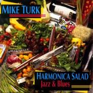 Harmonica Salad- Jazz & Blues. A classic 1991 release