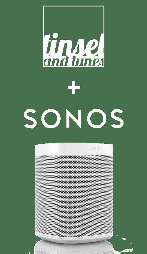 Christmas music on Sonos