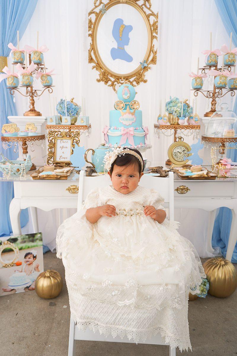 Cinderella Party Dreamy Princess Birhday