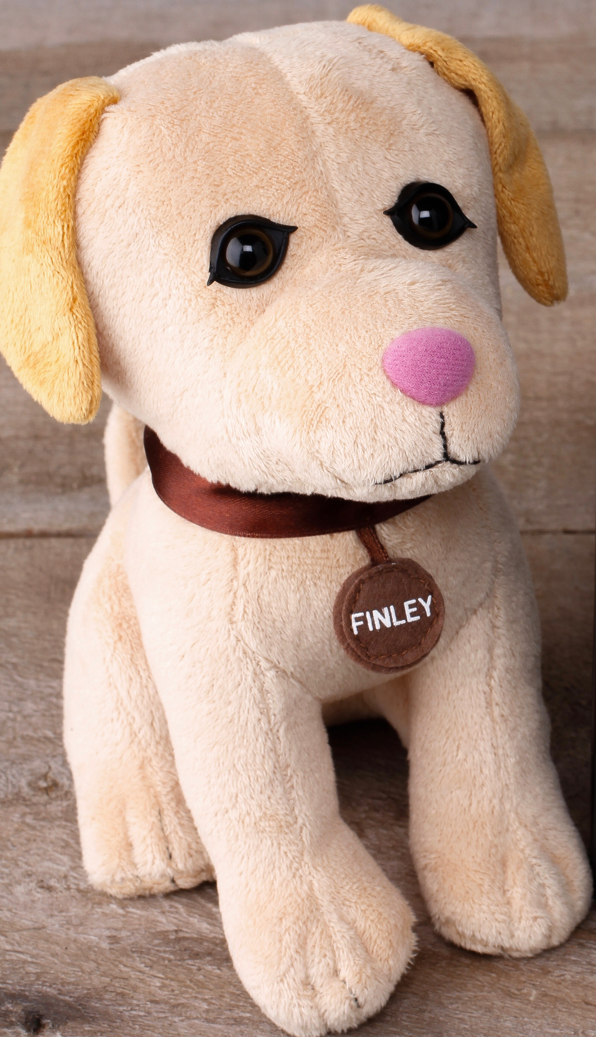 This Is Fine Dog Stuffed Animal, Finley Dog Stuffed Animal Tin Sheets To The Wind