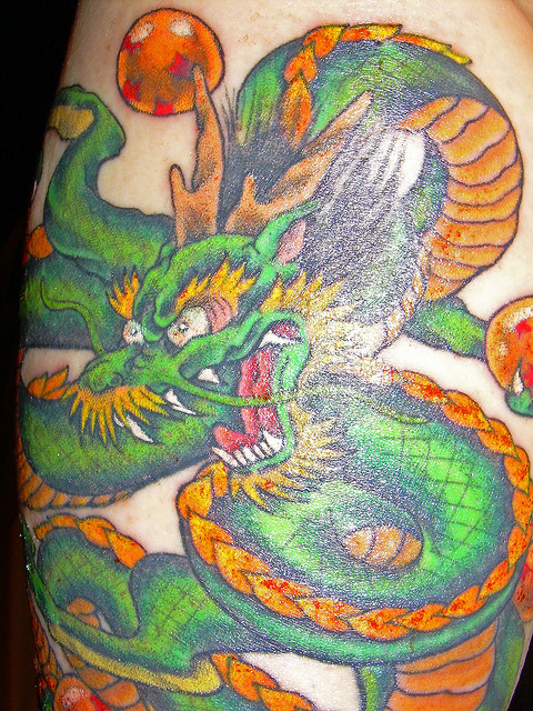 44 tatuagens de Dragon Ball (37)