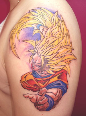 44 tatuagens de Dragon Ball (29)