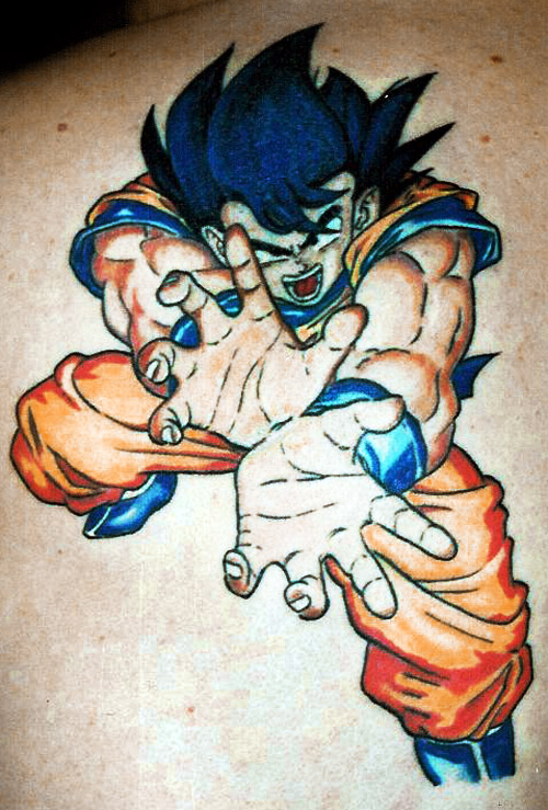 44 tatuagens de Dragon Ball (25)
