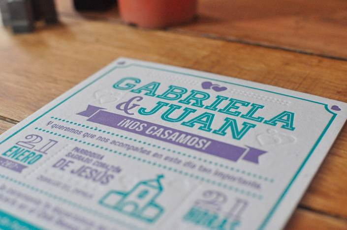Gabriela y Juan