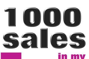 Tin Teddy 1000 Sales