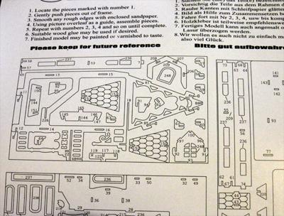 Fantasy Villa instructions