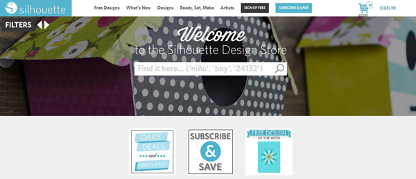 The Silhouette Design Store