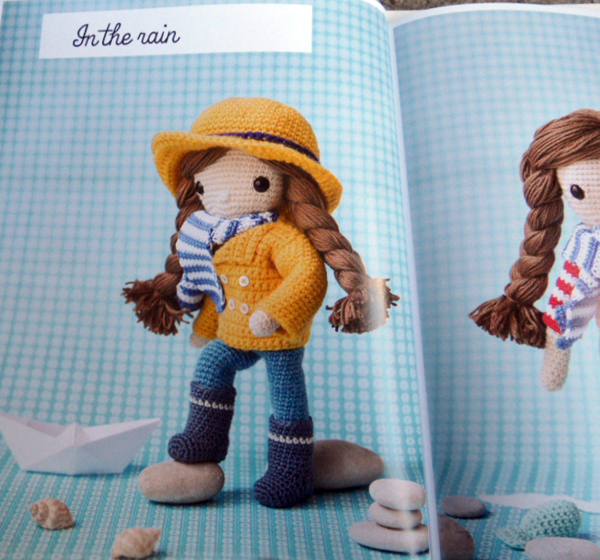 My Crochet Doll By Isabelle Kessedjian Crochet Book Review Tin Teddy