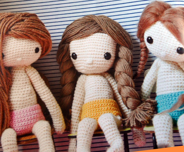 Available for purchase amazing pattern crochet doll body with wire ... | 496x600