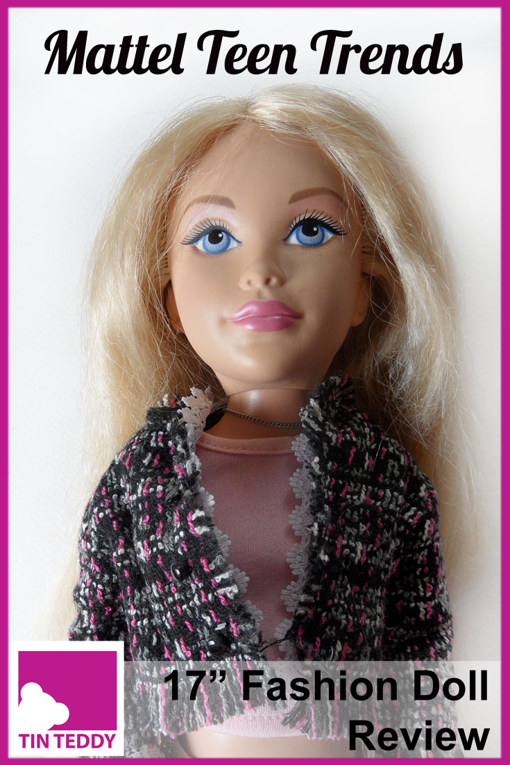 A review of my two Mattel Teen Trends Dolls - unusual 17