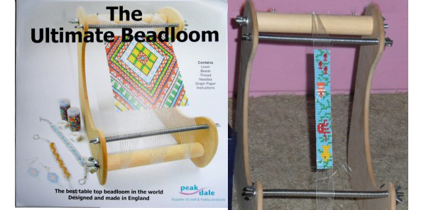 Craft Product Review Ultimate Bead Loom By Peak Dale