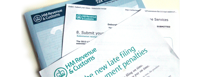 Tax Time Documents