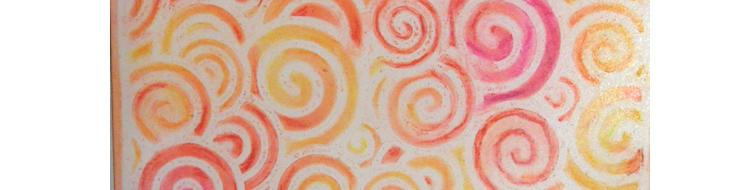 Chalk Pastel Background