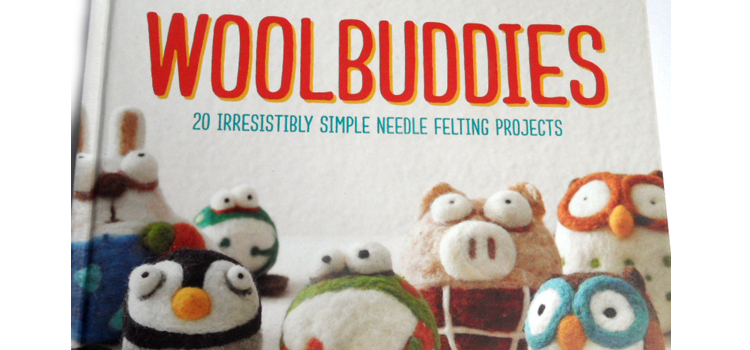 Wool Buddies Book