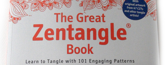 The Great Zentangle Book Review