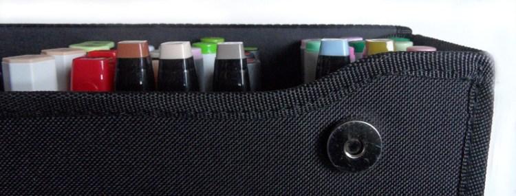 Meeden Marker Case Close Up