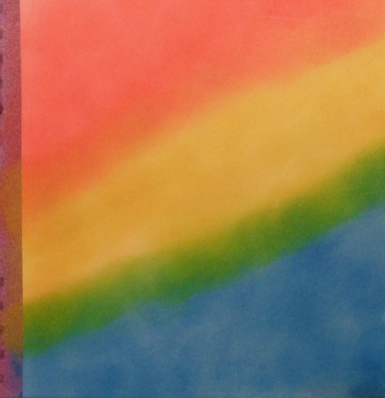 A Distress Oxide Ink spectrum