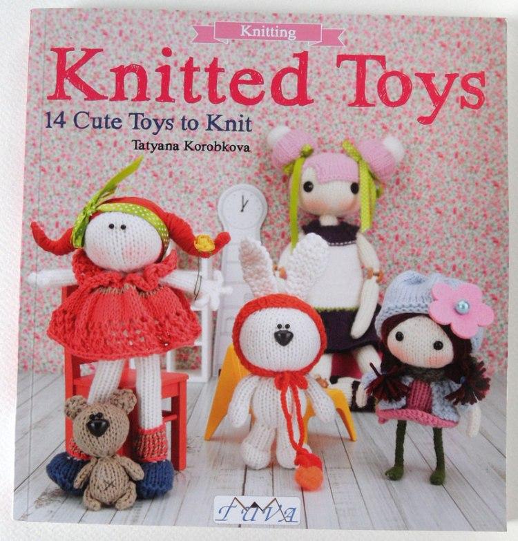 Knitted Toys by Tatyana Korobkova