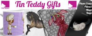 Tin Teddy Gifts Now Open