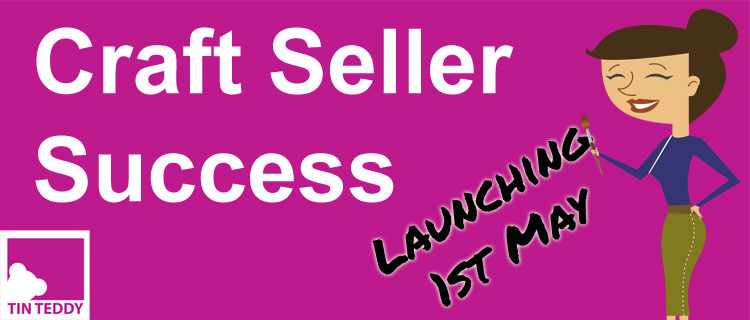 Craft Seller Success Podcast - Coming Soon