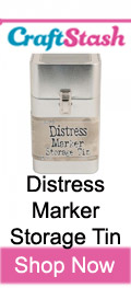 Distress Marker Storage Tin