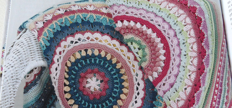 Round the Crochet Hook - beautiful blankets