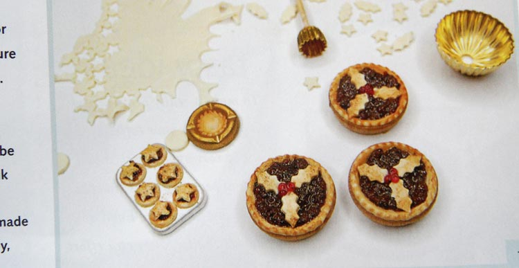Miniature Food Masterclass - baking in miniature