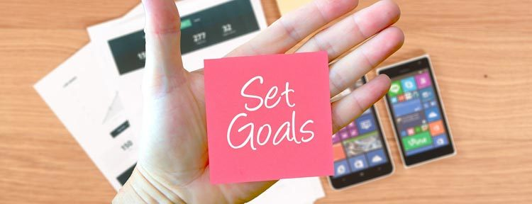 Set Goals to see great results!
