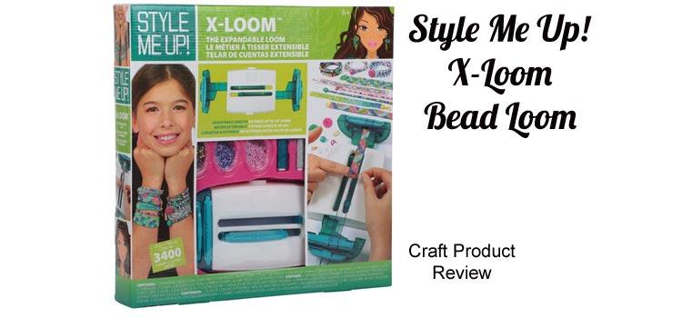 Style Me Up! XLoom beading loom