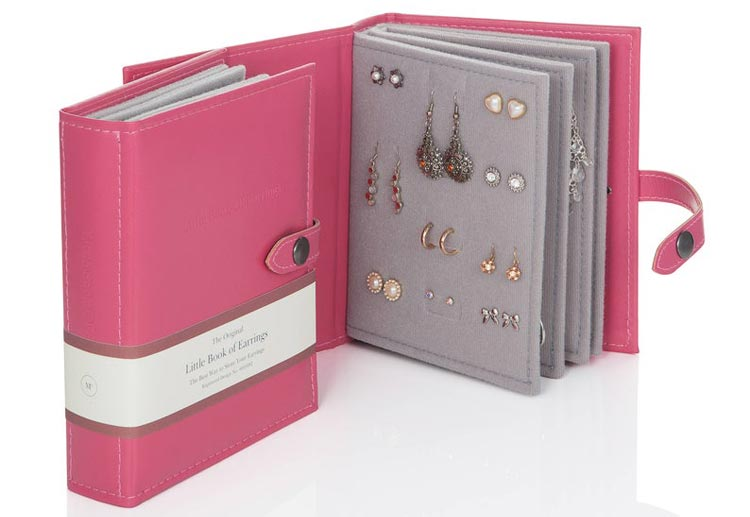 Earring Book by NotaJewelleryBoxLtd