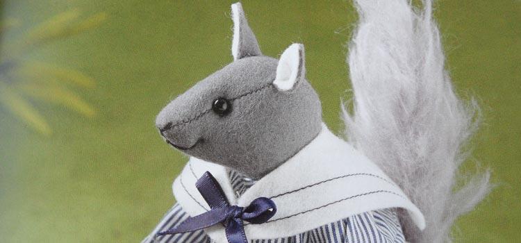 How To Sew Little Felt Animals 5