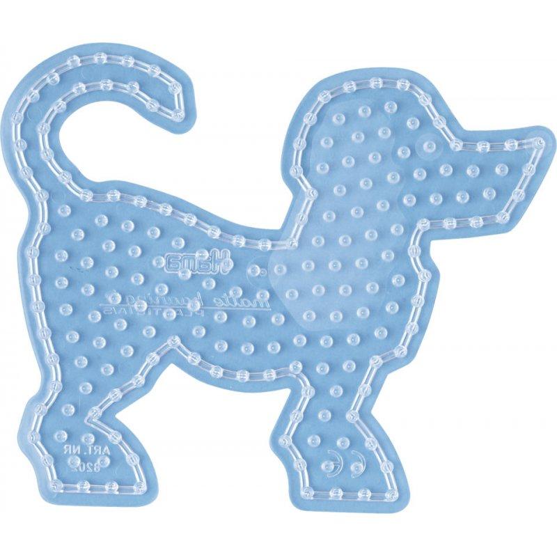 Bugelperlen Steckplatte Hund 9cm
