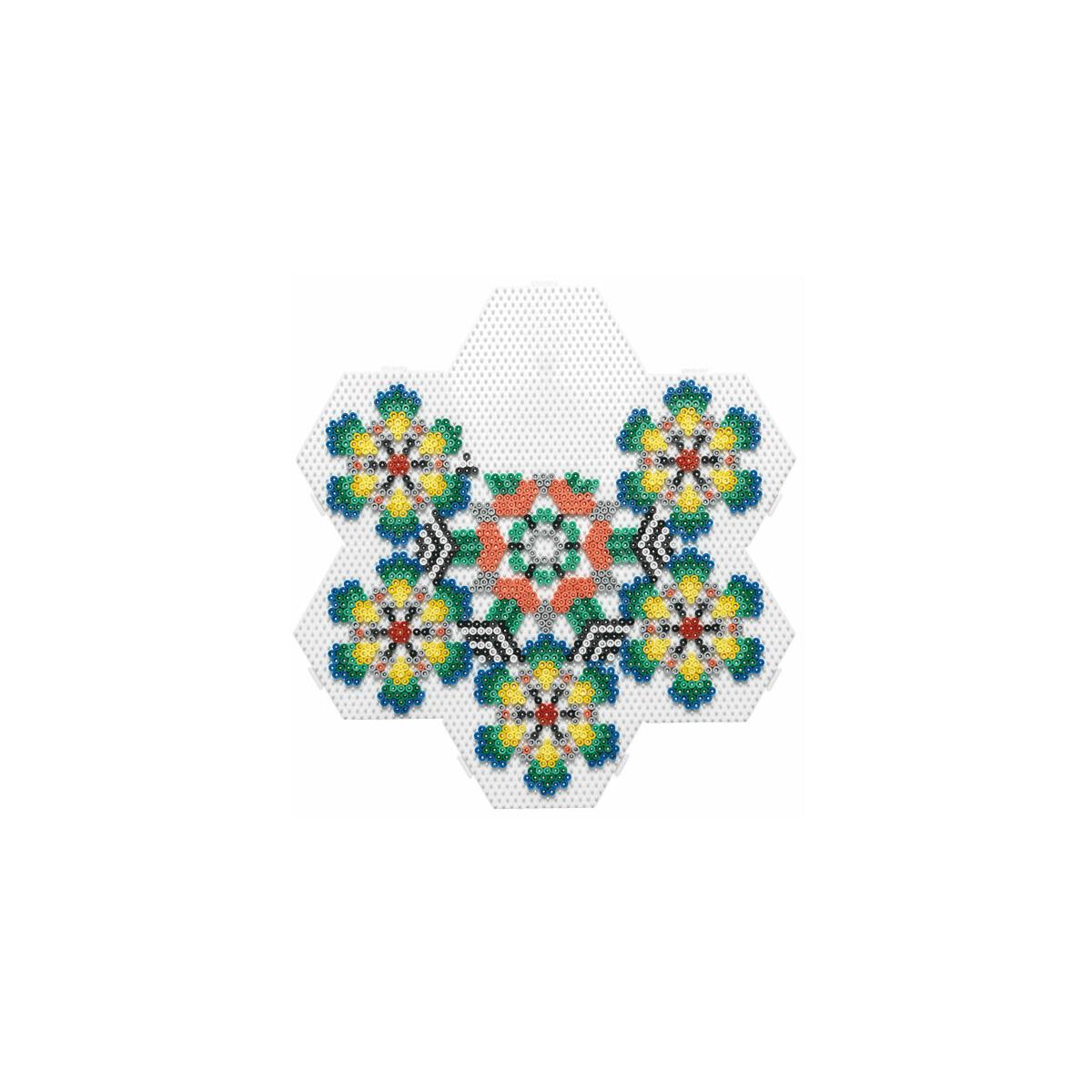 Hama Stiftplatte Fur Midi Bugelperlen Herz Klein 1 22