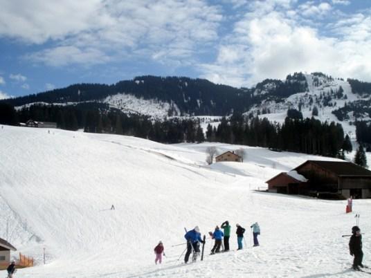 Schneeschuh 4