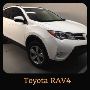 Toyota Rav4 Window Tinting - Tint Magic Window Tint Coral Springs