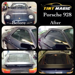 Tint Magic Porsche 928