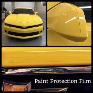 Paint Protection Film at Tint Magic Window Tinting