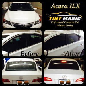 Acura ILX at Tint Magic Window Tint