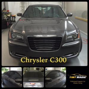 Chrysler C300 Window Tint at Tint Magic Window Tint Coral Springs